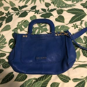 Blue Ted Baker Satchel